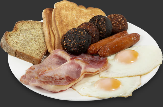 Full Irish Breakfast at The Hungry Lyons