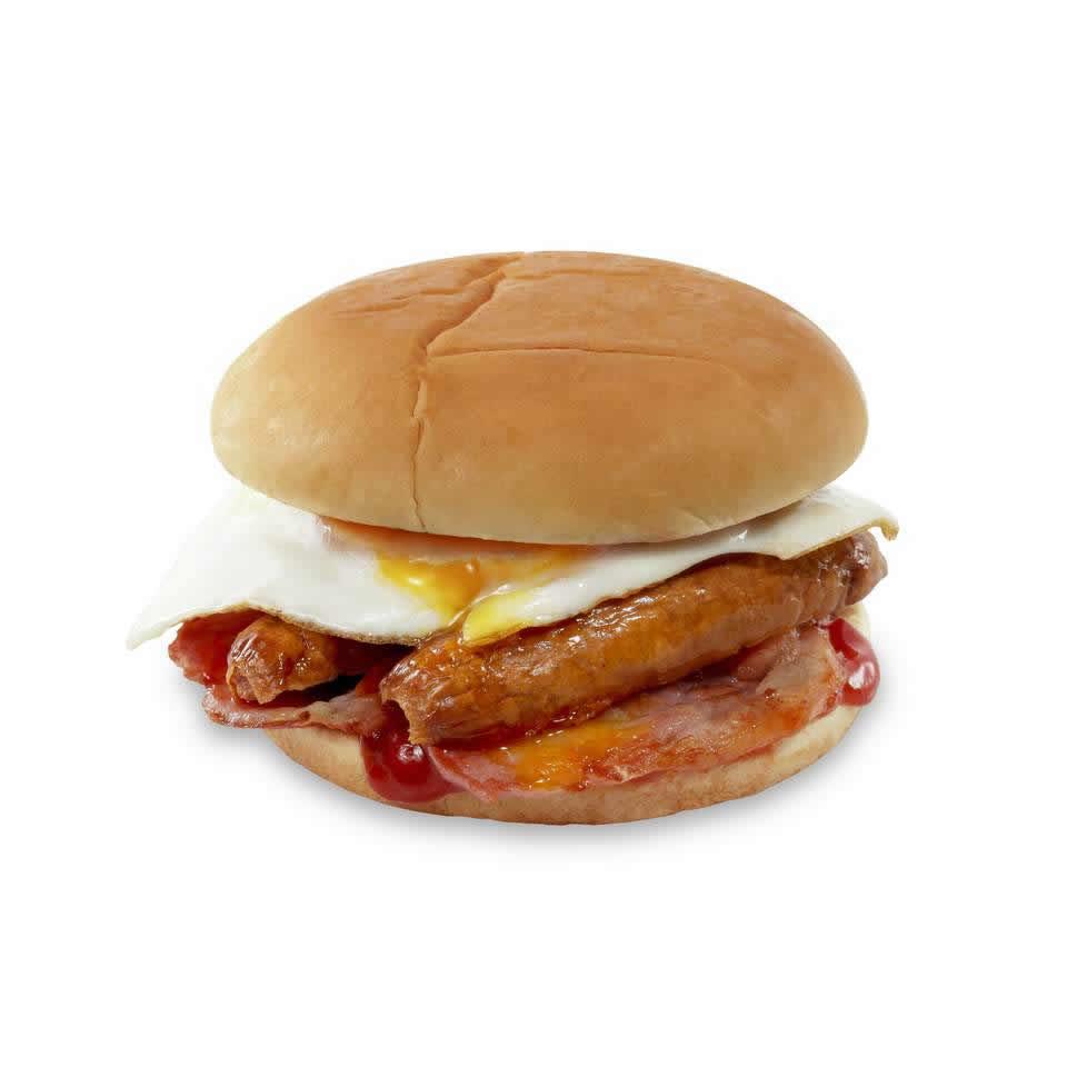 Breakfast Bap