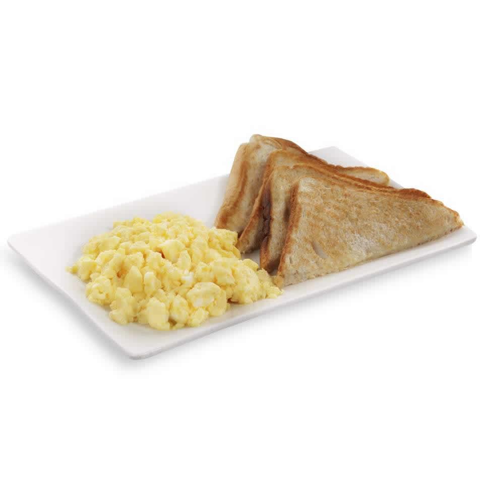 Scrambled Egg & Toast
